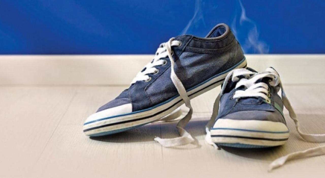 06c308c8f Como tirar odor dos sapatos?   Transforma Organiza